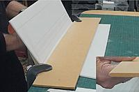 Name: Image 091.jpg Views: 98 Size: 140.7 KB Description: Bend around  a 10 mm  piece of MDF, shaped at the front