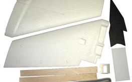 Brand New Rite wing Zephyr 2 W/ Camera Pod, Skids, Lam
