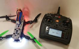 Professionally Built and Tuned Mini Quad RTF
