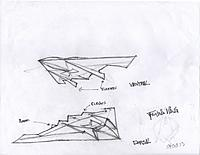 Name: Flying Wing sketch.jpg