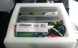 iCharger 208b & 500w Power Supply