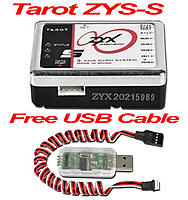 Name: ZYX-S Flybarless 3 Axis Gyro.jpg