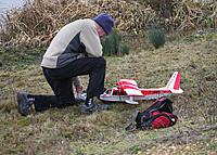 Name: IMG_3361.jpg Views: 99 Size: 321.5 KB Description: Mike getting the Islander ready