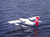 Name: DSCF4203.JPG Views: 4 Size: 851.4 KB Description: 67. Martin Hardy's Ivan Pettigrew Twin Otter flown at the BIMBO weekend and its first flight off water.