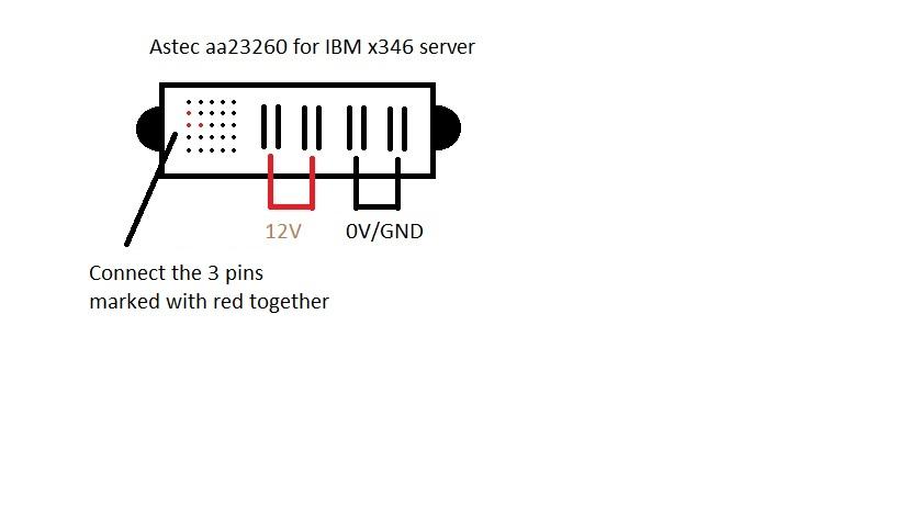 Einfacher Umbau Servernetzteil 12/24 Volt mit 625/1250 Watt - RC ...