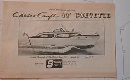 Plans for a Sterling Corvette