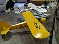 Name: Super cub yellow.JPG