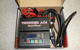 Thunder AC6  Battery Charger