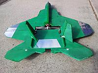 Name: YB22 Rudders.jpg Views: 78 Size: 231.0 KB Description: Low speed control much improved with rudders