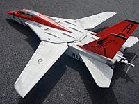 Name: F14 Swing Wing 6mm Foamy.jpg Views: 80 Size: 104.9 KB Description: Hard to believe it's a 6mm foamy