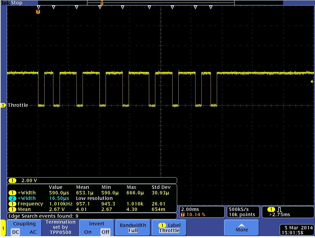 Décoder du CCPM (Arduino et ESP8266) - Robotique - Discourse ACoLab