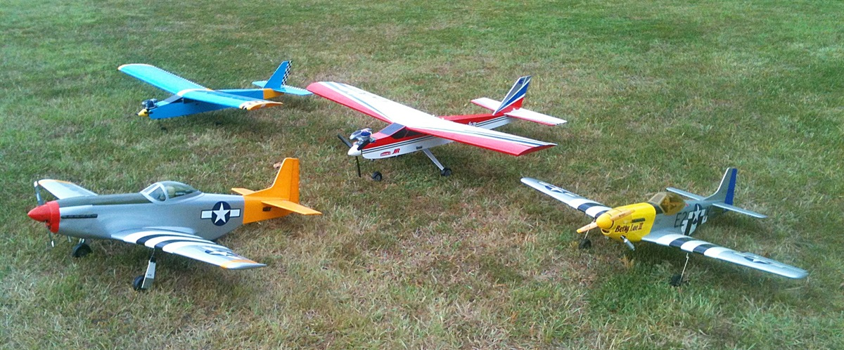 Current flyable fleet