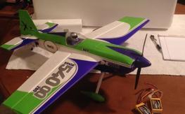 qq edge 540/280 new not flown