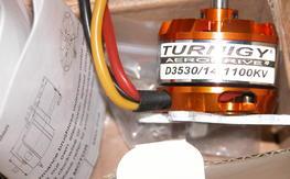 NIB Turnigy Motors