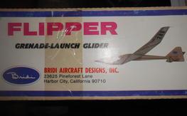 """Bridi """"Flipper"""" 'Grenade Launch Glider'"""