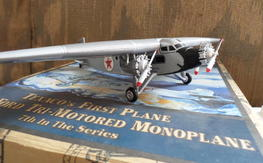 Ford Tri Motor Ertl Diecast collectible