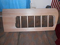 Name: DSCN4373.jpg Views: 20 Size: 580.5 KB Description: The panel just needs to be drilled for the hold down bolts