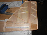 Name: DSCN4405.jpg Views: 10 Size: 498.6 KB Description: fin is set in place to mark hinges and horn locations.