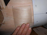 Name: DSCN2254.jpg Views: 9 Size: 502.3 KB Description: The plywood door makes access easy, for any service that may be needed.