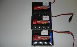 Tenergy 6V Batteries