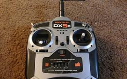 DX5e w/ 2 Receivers