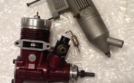 Glow engines for sale