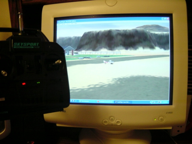 The RealFlight Simulator