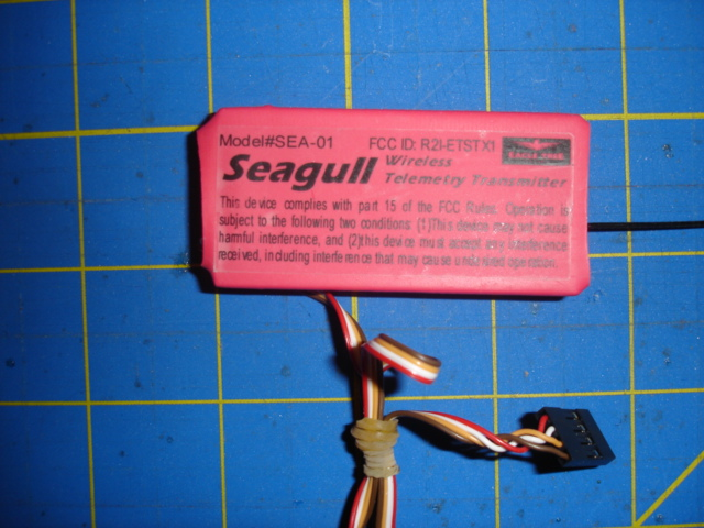 Here is the Seagull transmitter for North America.