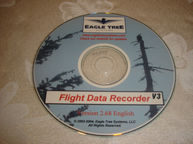 CD with software.