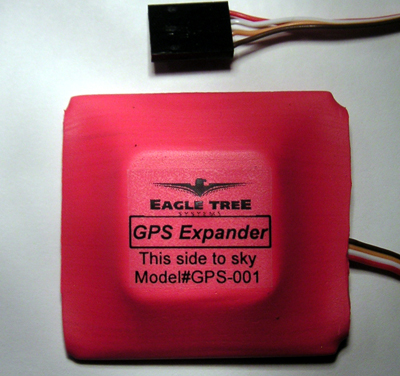 The GPS module is small but does a lot.