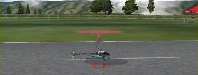 In the helicopter training section you follow the leader and hold the position for 5 seconds to advance to the next level.