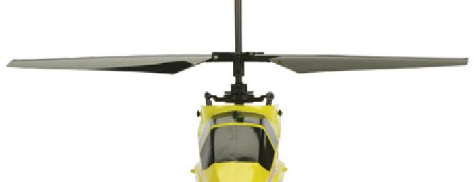 The Blade mCX ultra-micro helicopter
