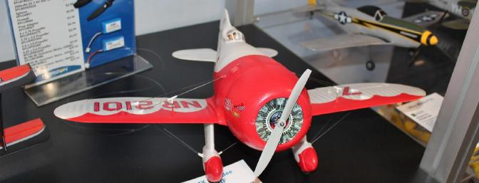 The new UMX Gee Bee R2 is now scheduled for a February release.