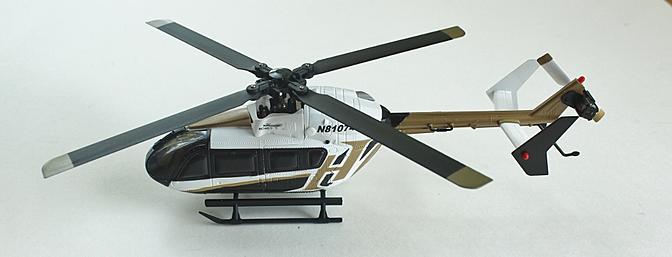The EC145 Eurocoptor