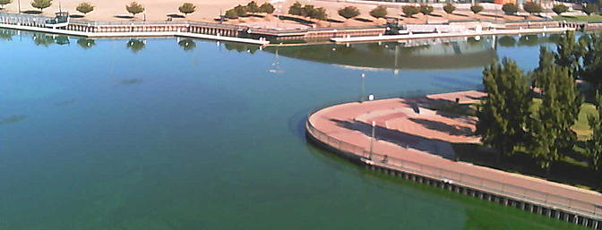 More of the deep water channel (Stockton is an inland port.)