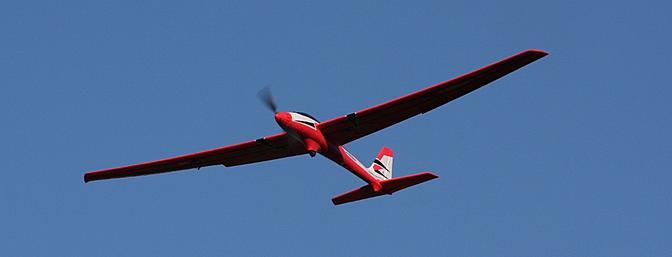 E-Flite & Horizon Hobby's Adagio 280 BNF Basic Motor Glider Review