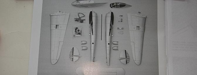 Picture of the parts from the manual.