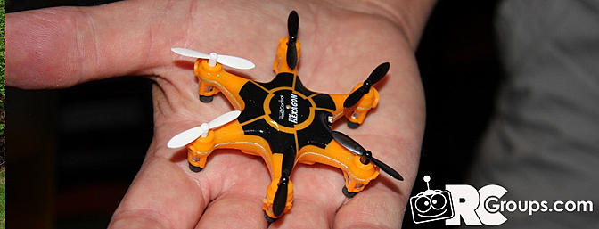 Revell Nano Hexagon XS 6-Rotor RTF Review