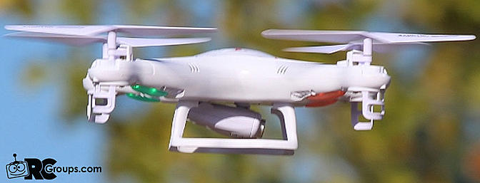 Review: Syma X5C-1 Upgraded Version RTF Quad Copter from Potensic Available on Amazon