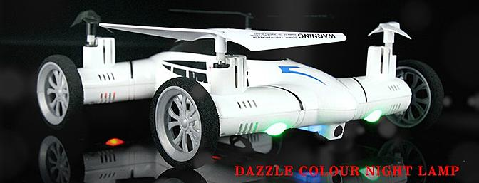 Tmarts new SY X25 Comb Quadcopter/Racing Car