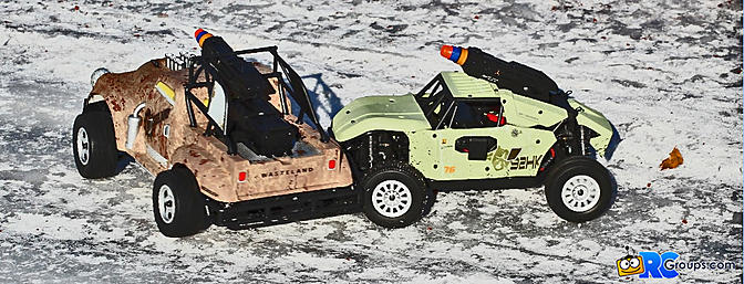 Hobbico's Dromida 1/18 Wasteland 4WD Truck and 4WD Buggy RTR Combined Review