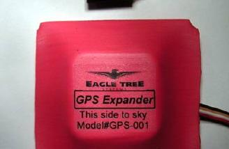 The GPS unit comes ready to use.