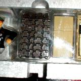 Tiger extras include the tank captain, box of three shells and extra tread piece.