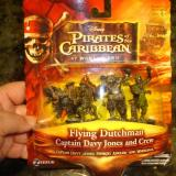 The flying Dutchman crew members