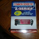The Common Sense 75 A Opto ESC as it arrived.