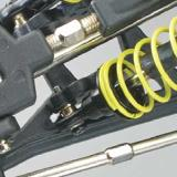 Turnbuckles that are quickly adjustable to multiple settings.