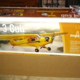 The top cover of the box for my J3 Cub ARF