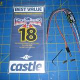 The included ThunderBird 18 amp ESC