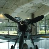Picture I took in 2007 of the Bf-109 at the Evergreen Museum in Oregon.