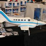 Twin engine Cessna 421 with brushless motors and receiver ready for under $200.00.